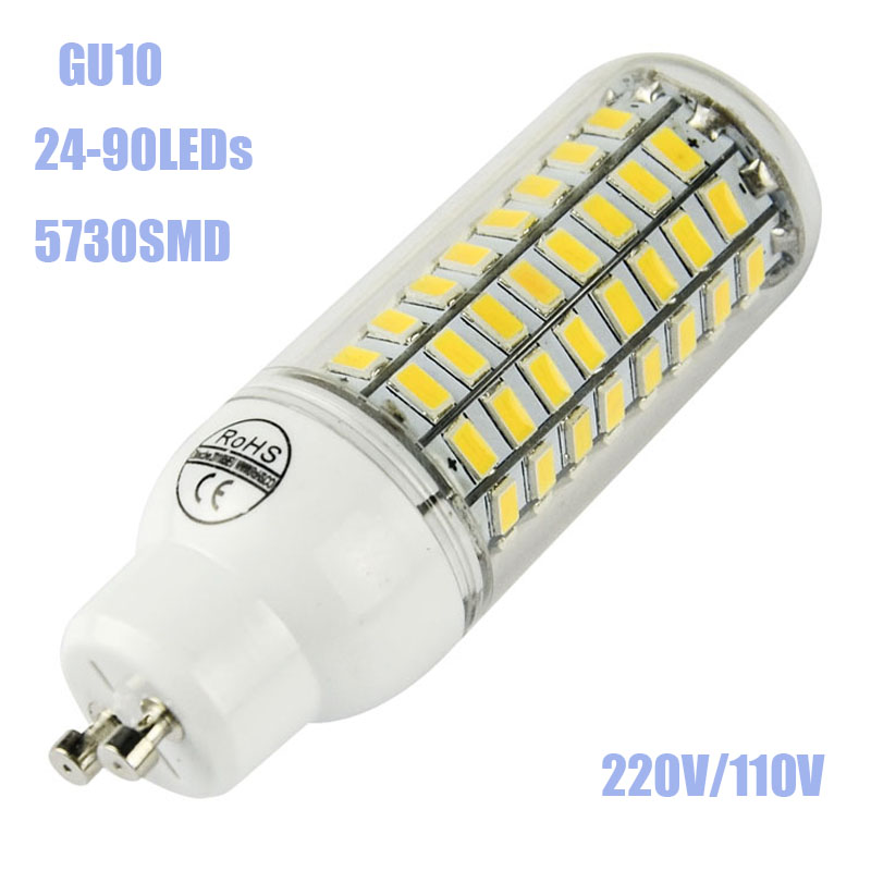 110v 220v led lampada corn corn bulb gu10 led. Black Bedroom Furniture Sets. Home Design Ideas