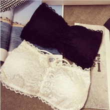 Summer Lace Tube Top