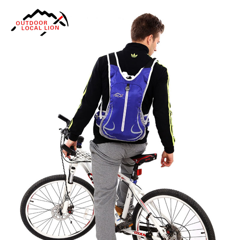 Escursioni Camping Correre 12l blue Di Yellow Borse Zaino Urbano Riflettente Ciclismo black green In Escursionismo orange pink Sportive Sport Bicicletta post Outdoor Sacchetto red Green Zaini pXxApw