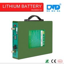Глубокий цикл 2000 литий-ионная аккумуляторная батарея 12 В 60ah 40ah 30ah для автомобиля