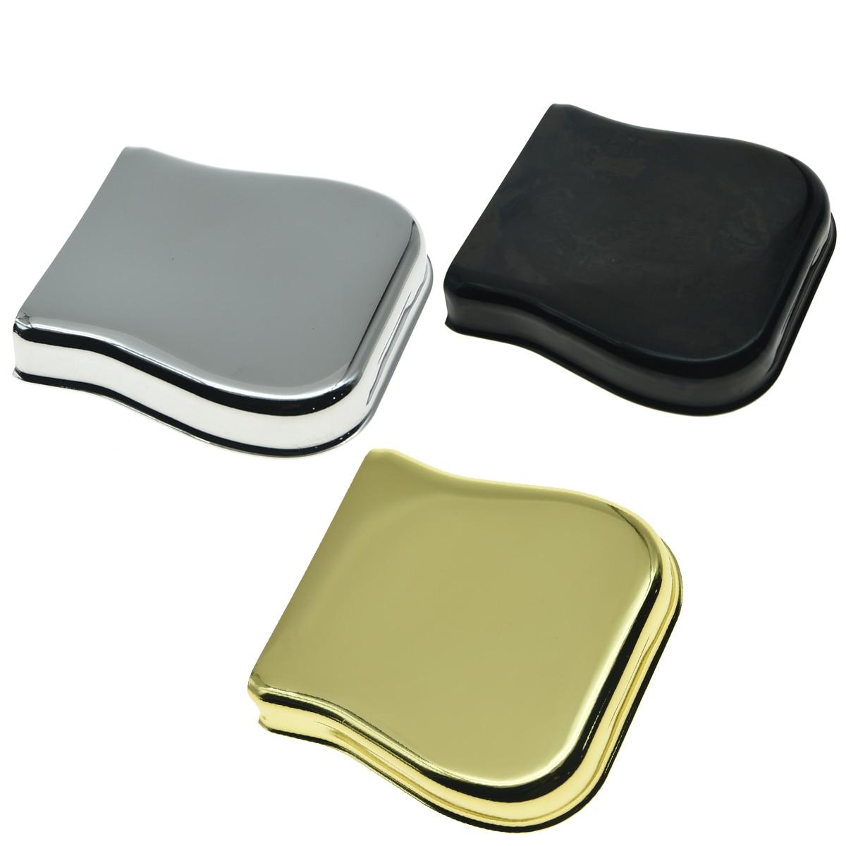 KAISH Vintage Tele Ashtray Bridge Cover for Fender or Wilkinson Bridge Chrome/Black/Gold ashtray dragon