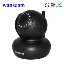 hot Wanscam HW0021 720P wifi IP camera wireless Pan/tilt for home shop office with 64G TF card free shipping