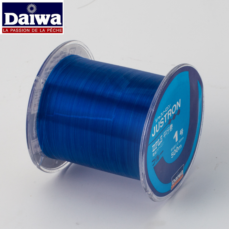500m daiwa fishing line super strong japan nylon material for Strong fishing line