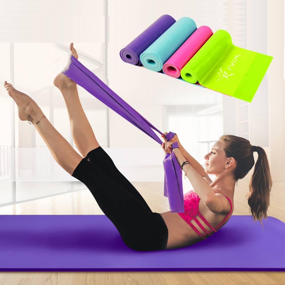 Fitness Equipments Generous Power Lifting Pull Up Resistance Bands Natural Latex Expander Power Crossfit Yoga Rubber Loop Band Gym Traditional & Cultural Wear