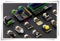 Modules Start sensor Kit for Intel Edison/Galileo, include IO sensor expansion V7 + LCD Key Expansion Board + Other Sensors etc