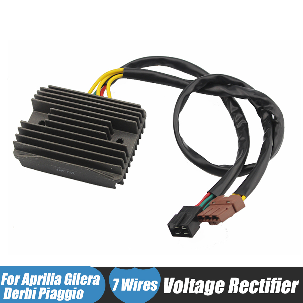 2-Plug Motorcycle Voltage Regulator Rectifier For Aprilia Sportcity 125 200 250 ie Atlantic 125 500 Sprint Scarabeo 250 400 ie кастрюля с крышкой metrot кухня page 3