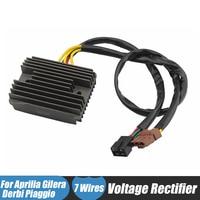 2 Plug Motorcycle Voltage Regulator Rectifier For Aprilia Sportcity 125 200 250 Ie Atlantic 125 500