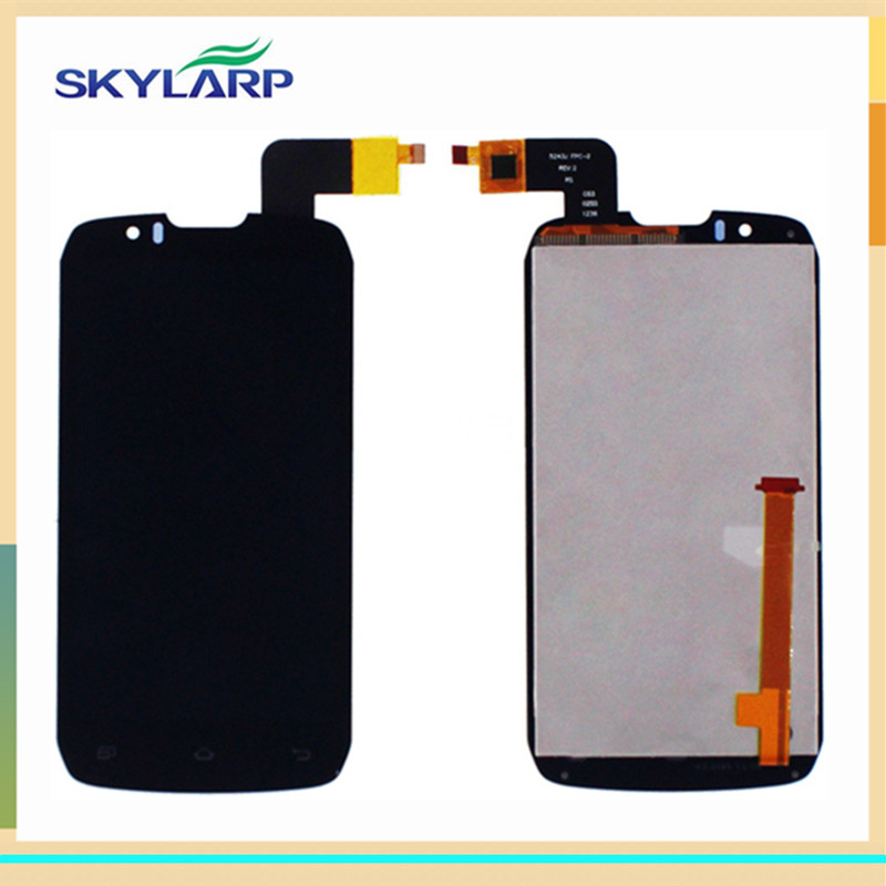 (5243J FPC-3 FPC-2) For DNS S4502 DNS-S4502 S4502M FOR INNOS D9C D9 Original LCD display screen +digitizer touch glass