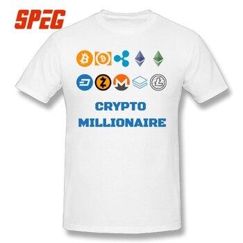 Bitcoin T-shirt Crypto Millionaire
