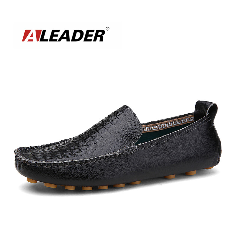 Casual Men Shoes Loafers 2015 New Fashion Men Shoes Flats Genuine Leather Mens Loafers Driving Shoes Slip On Sapatos Masculinos new casual moccasins men loafers genuine leather slip on men flats hight quality driving men shoes sapatos masculinos