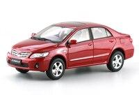 1:18 литья под давлением модели для Toyota Corolla 2011 красный редкий сплав игрушечный автомобиль миниатюрный коллекция подарки