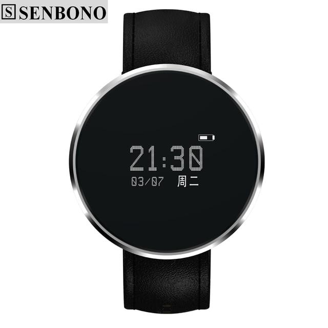 SENBONO NEW M88S Smart Wristband support Heart Rate & Sleep Monitor