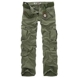Горячая Распродажа Бесплатная доставка мужские брюки карго камуфляжные брюки военные брюки для мужчин 7 цветов