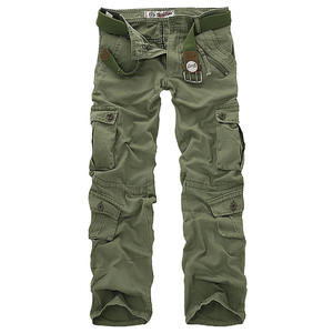 Trousers Cargo-Pants Camouflage for Man 7-Colors Hot-Sale Men