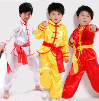 2018 New Style Children S China Martial Arts Tai Chi Performance Suit Training Suit Boys Suit
