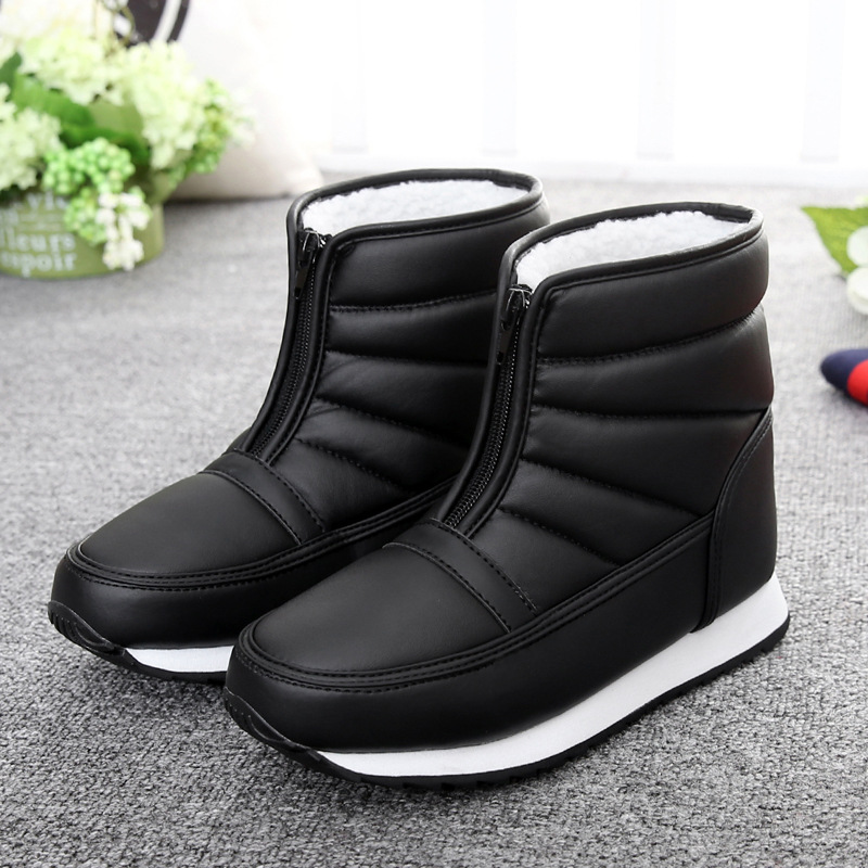 Compare Prices on Leather Wedge Boots Sale- Online Shopping/Buy ...