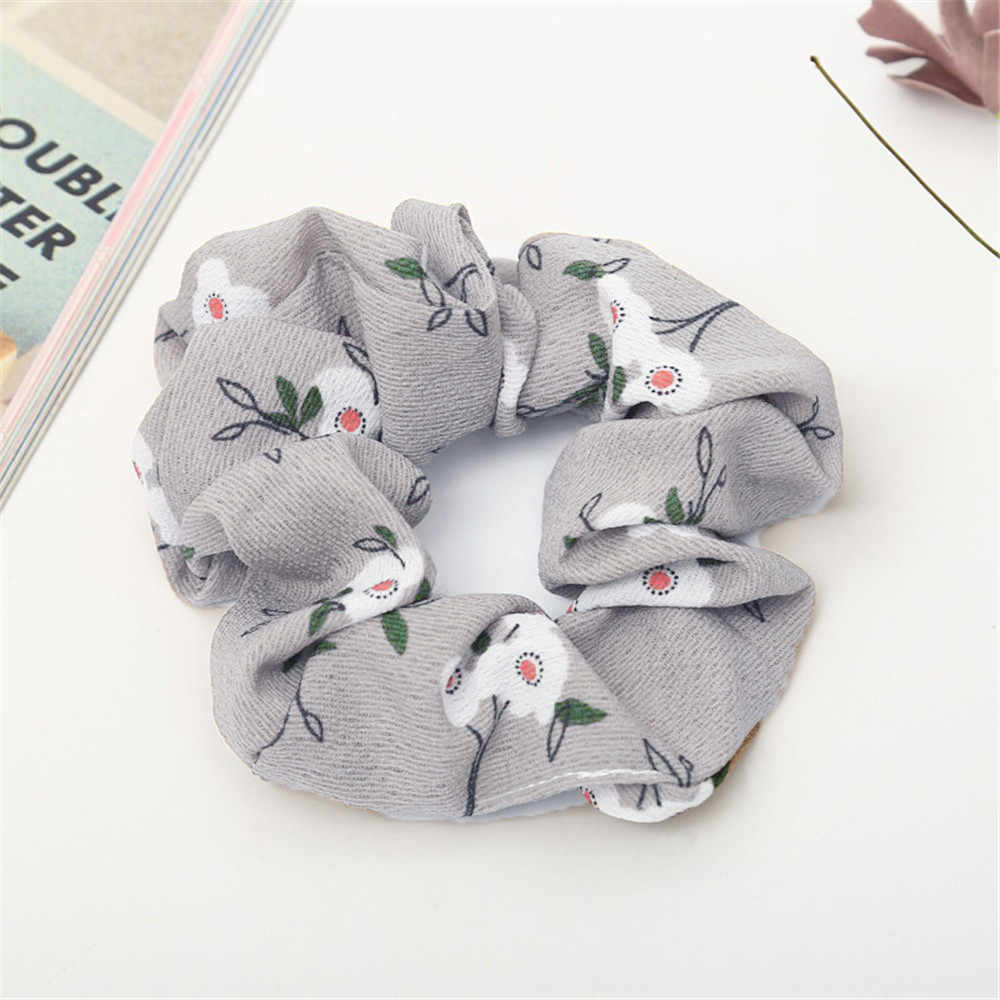 Hair Accessories Scrunchie Women Elastic Hair Rope Ring Tie Scrunchie Ponytail Holder Hair Band Headband Modis #CE25