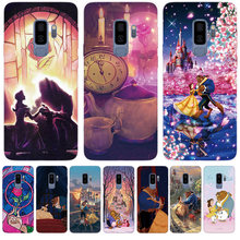 Fundas Silicone Phone Case For Samsung Galaxy M10 M20 S10 5G S8 S9 Plus S10e S6 S7 Edge Bumper Cover Beauty And The Beast(China)