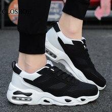31758e120a CLOSHOE Nova primavera dos homens sapatos versão Coreana da tendência de  esportes do sul sapatos casuais