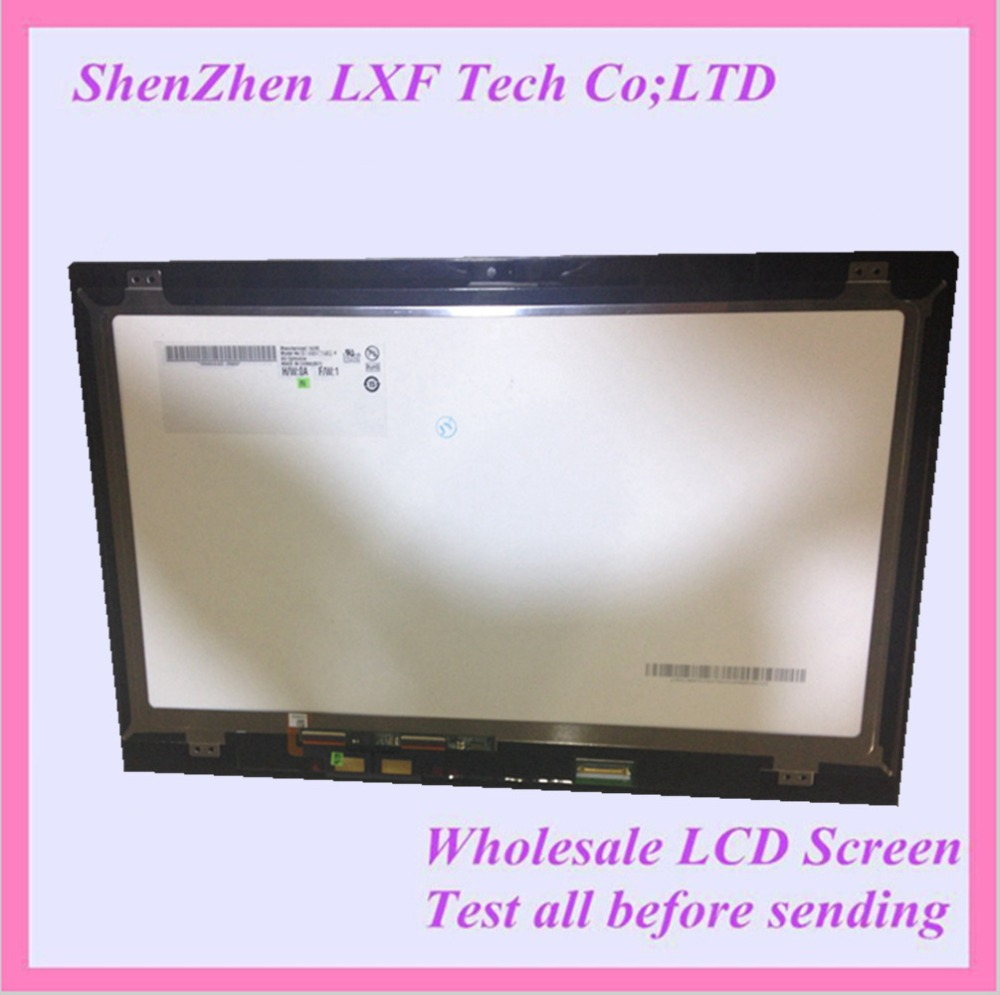 Original 14 Laptop lcd assembly with Touch Digitizer Assembly For Acer V5-431 V5-431P