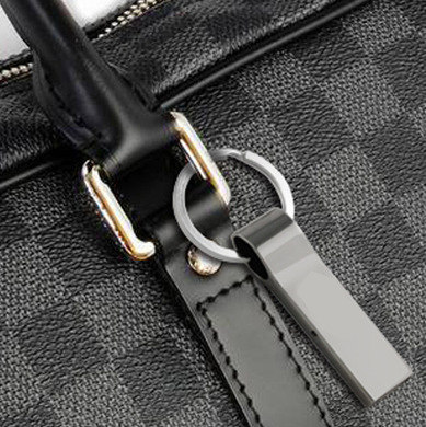Classic Waterproof USB Flash Drive Metal Pen Drive 4GB 8GB 16GB 32GB 64GB 128GB Pendrive USB Stick Flash Drive with Keychain