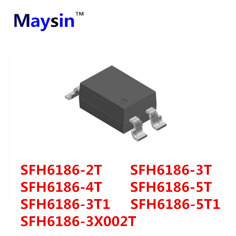 100PCS SMD4 SFH6186 2T SFH6186 3T SFH6186 4T SFH6186 5T SFH6186 3T1 SFH6186 3X002T SFH6186 5T1