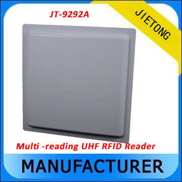 25m  Reading Range ISO-18000 6C Passive Rfid Uhf Card Reader, Animal Tag Rfid Reader For Cattle Management System(JT-9292A)