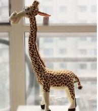 big lovely giraffe toy cute plush giraffe toy stuff creative giraffe doll gift doll about 95cm