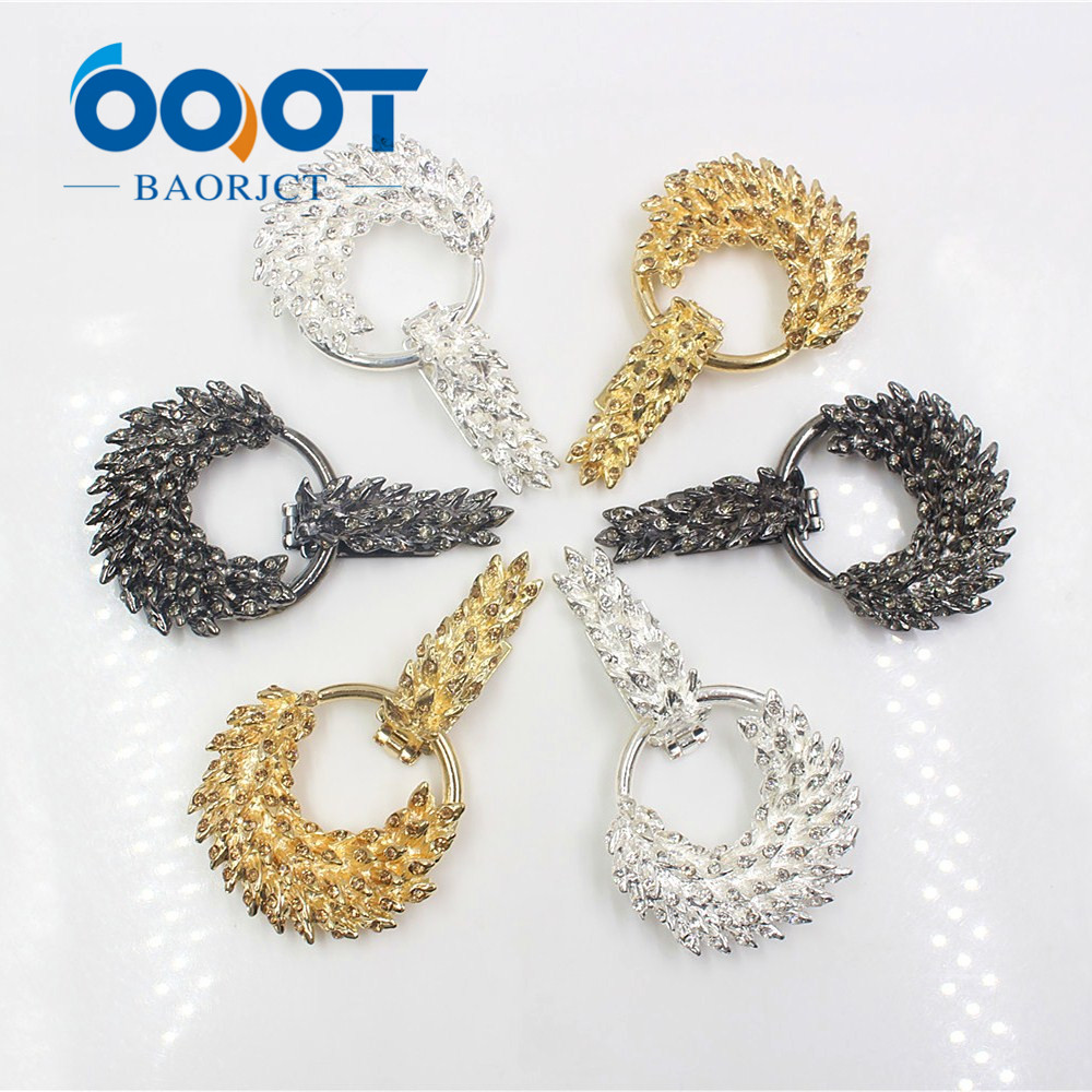 1710193,1pc svery beautiful fashion Fur buttons,coat buttons.Rhinestone buttons.Platypus glass with a diamond buckle,Accessories