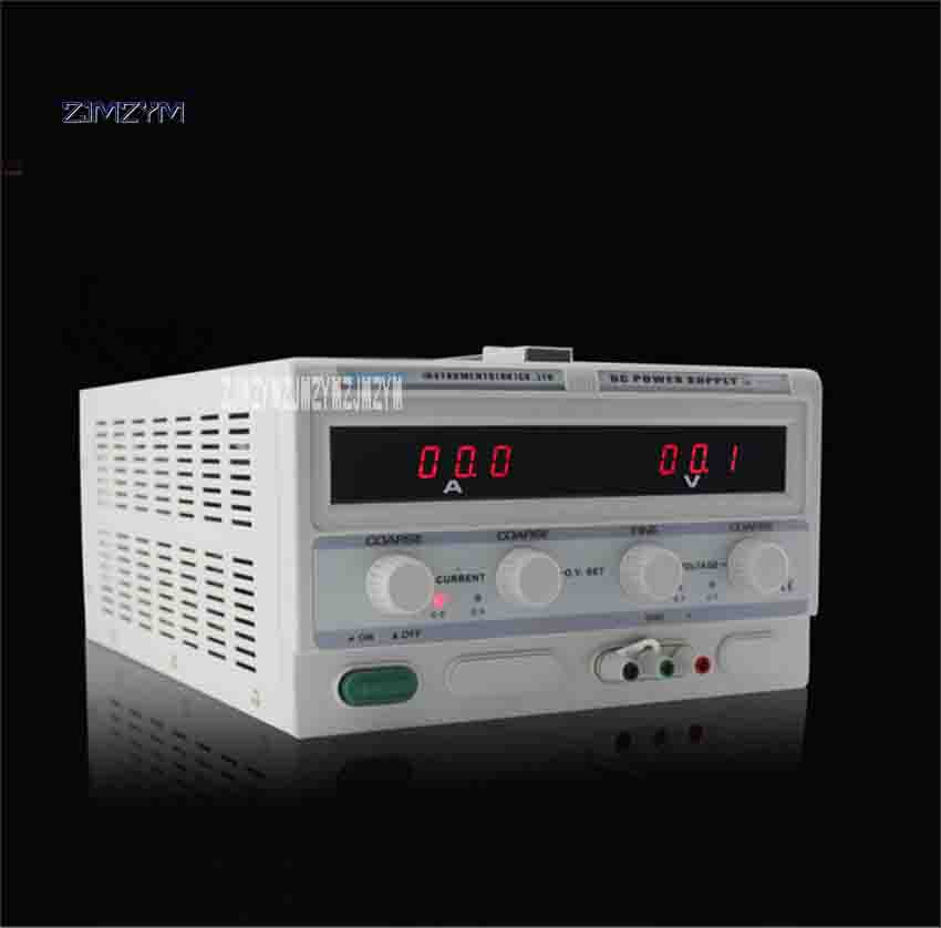 ZJMZYM New 3LED Digital Display LW-6030KD DC Regulated Power Supply Adjustable Switch High-power DC Power Supply 0-60V 0-30A