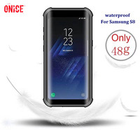 IP68 Waterproof Shockproof Cover Cases For Samsung Galaxy S8 Case For Samsung Galaxy S8 Plus S8