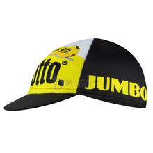 Team lotto jumbo small cycling Caps MTB Road Bike Professional breathable Hats racing Caps sports Headwear Outdoor Caps
