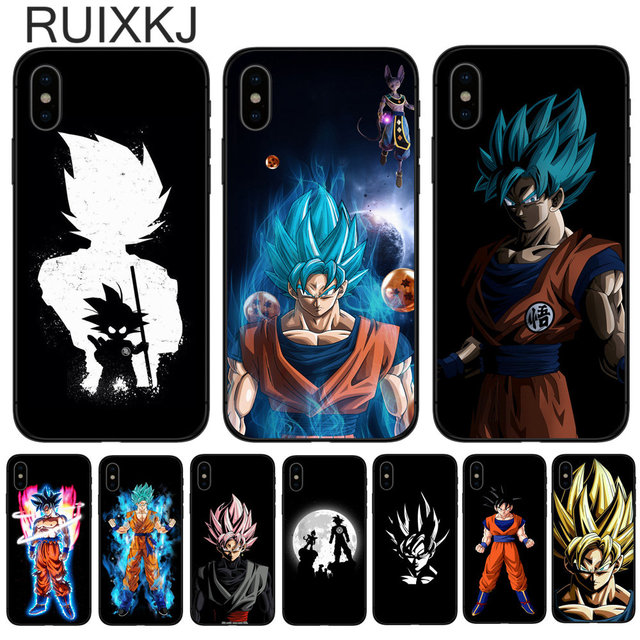 iphone x coque dbz