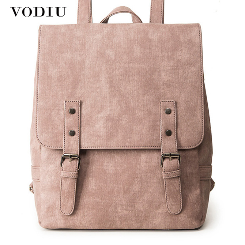 Women Backpack Female Anti Theft School Backpacks Vintage Bags For Girls Feminine Leather Back Pack Luggage Bag Women Backpack pomelos backpack female designer new women leather backpack anti theft high quality soft back pack casual backpacks school bags