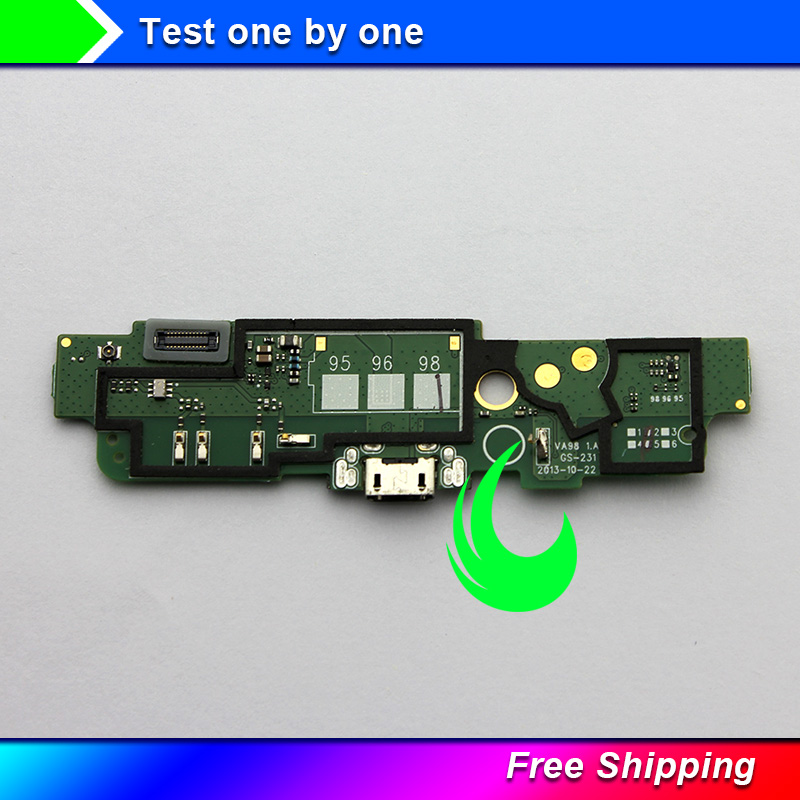 Original For <font><b>Nokia</b></font> Lumia <font><b>1320</b></font> Micro USB Charger Charging Port Dock Connector Flex Cable Replacement <font><b>Parts</b></font> image