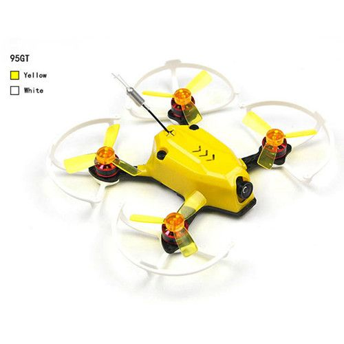 Kingkong 95GT 95mm FPV Racing Drone with F3 4in1 10A Blheli_S 25mW 16CH 800TVL FM800