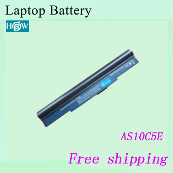 8cells For Aspire 8943G-9319 Laptop Battery For ACER AS10C5E AS10C7E BT.00805.015  BT.00807.028  LC.BTP00.132 NCR-B/811