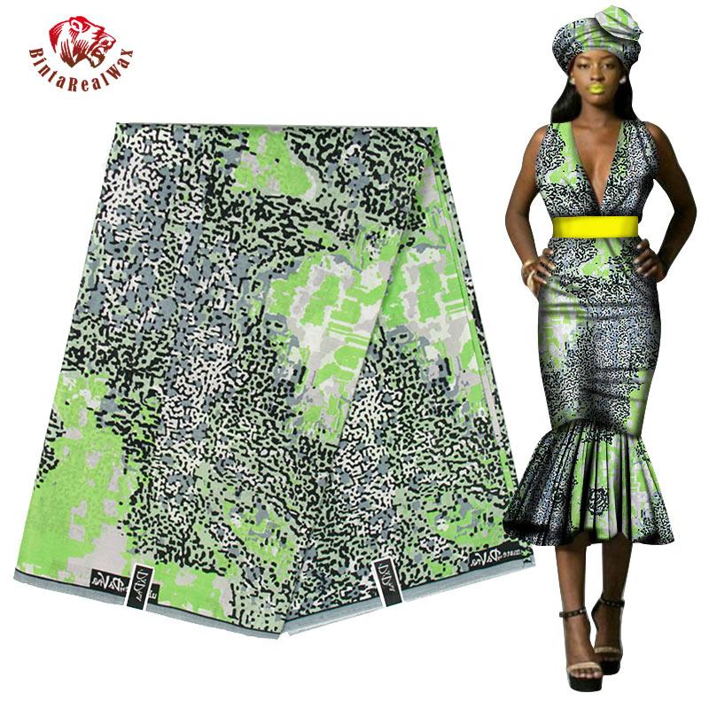 Αφρικανική υφάσματος εκτύπωσης νέο Wax Hollandais βαμβάκι Φτηνά υφάσματα για φόρεμα Tissu Ankara ύφασμα Αφρικανική κερί εκτύπωσης Wax PL334