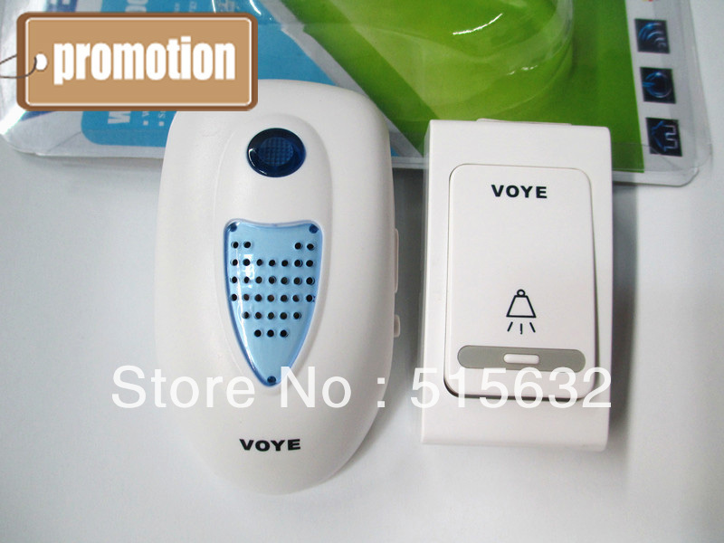 New Loud Features volume control 38 Tunes Songs  Plug-in Type Digital Wireless Doorbell with Flashing Light Door Bell lessons in laughing out loud