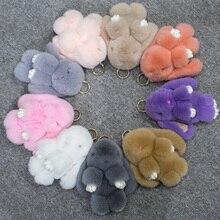 Premium Quality Super Soft Fluffy Adorable Plush Rabbit Stuffed Bunny Animal Small Pendant Hanging Toy 13cm