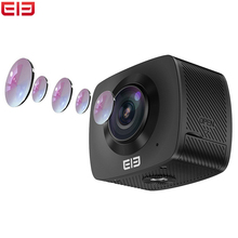 360 действие Камера elephone элекам мини Камера двойной сферическая линза 960 P @ 30fps цифровой фотографии видеокамера
