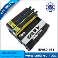 Compatible For HP 950XL 951XL 4pk Ink Cartridge For HP Officejet Pro 8100 8600 Printer For