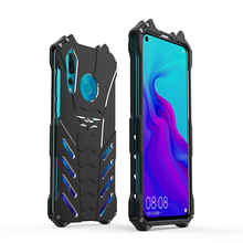 Luxury Metal Aluminum Case For Huawei Nova 3i Cover Marvel Batman Elements Hard Protection 4 3 2 2s