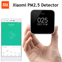 Original Xiaomi Mijia PM2.5 Detector Air Quality Tester Monitor OLED Smart Sensor Air Purifier