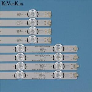 "Image 3 - Lampy listwa oświetleniowa LED do LG 39LA6208 39LA620S 39LA620V 39LA6218  ZA zestaw lamp telewizyjnych LED pasek POLA2.0 39 ""A B typ"