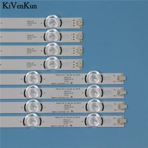 """Image 3 - Tira de LED para iluminación trasera de lámparas para LG 39LA6208 39LA620S 39LA620V 39la6218 za, juego de barras, banda de LED POLA2.0, 39 """", tipo A B"""
