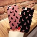 Gaqou imd casos para iphone 6 6 s plus de luxo do brilho de bling espumante capa silicone case para apple iphone 6 s 6 plus