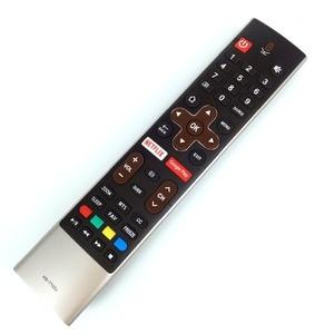 Image 5 - Nowy oryginalny HS 7700J dla Skyworth pilot do telewizora sterowanie głosem Netflix Google Play Fernbedienung