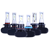 2x LED Bulbs Car Headlght 80w 8000lm Head Lamp For Automobile H1 H4 H13 H7 H11