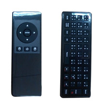 Popular Russian Wireless Air Mouse Keyboard with Good Application For TV Box PC Motion Sensing Games Jun28